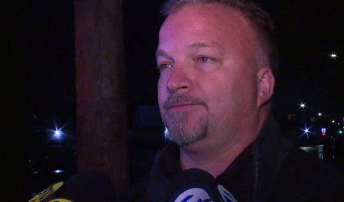 Letnan Brian Bowser, Departemen Kepolisian Detroit.
