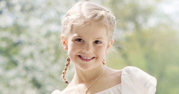 Putri Estelle dari Swedia.