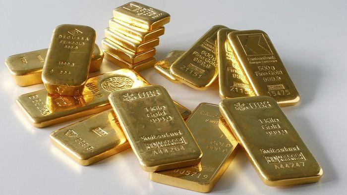 proses pembuatan emas batangan murni