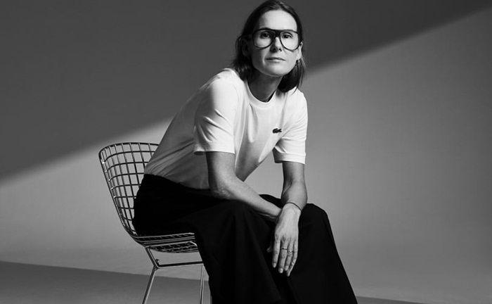 Louise Trotter, Wanita Pertama Creative Director Lacoste