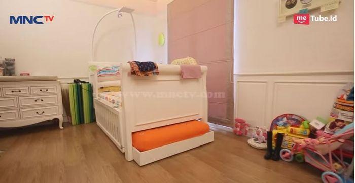 Kamar tidur putri Ruben Onsu, Thalia