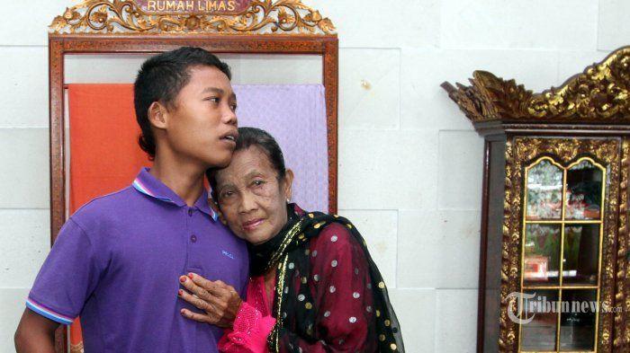 Selamet Riyadi dan Nenek Rohaya