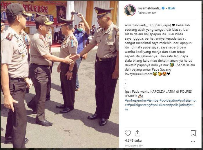 6 Fakta Meldi, Keponakan Dewi Perssik yang Berseteru dengan Sang Tante, Anak Polisi yang Pilih Jadi Penyanyi Dangdut