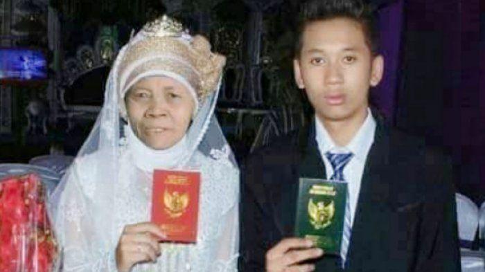 Nenek Maryam dan Guntoro