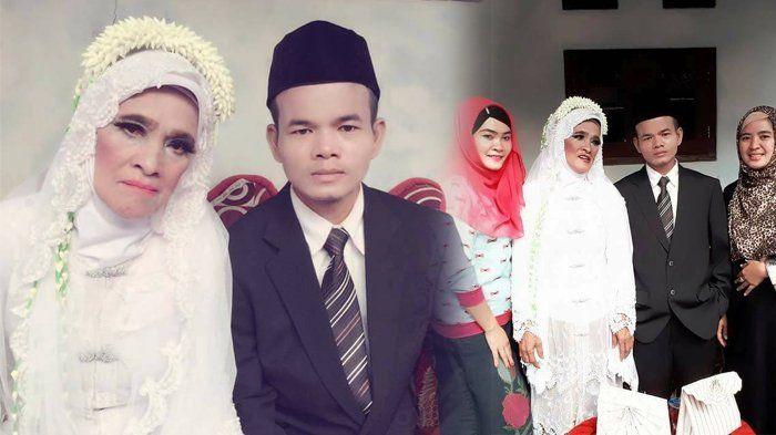 Ade Irawan dan <a href='https://kupang.tribunnews.com/tag/nenek' title='Nenek'>Nenek</a> Sanih