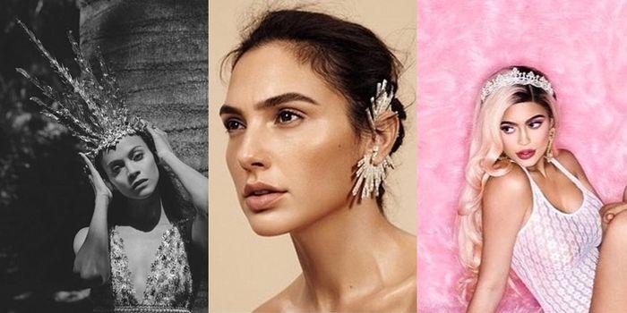 Rinaldy Yunardi Jadi Desainer Aksesori Indonesia Favorit Hollywood - Zoe Saldana, Gal Gadot, dan Kyl