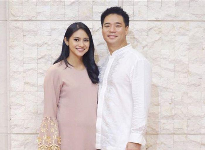 Rini Yulianti dan Michael Ha