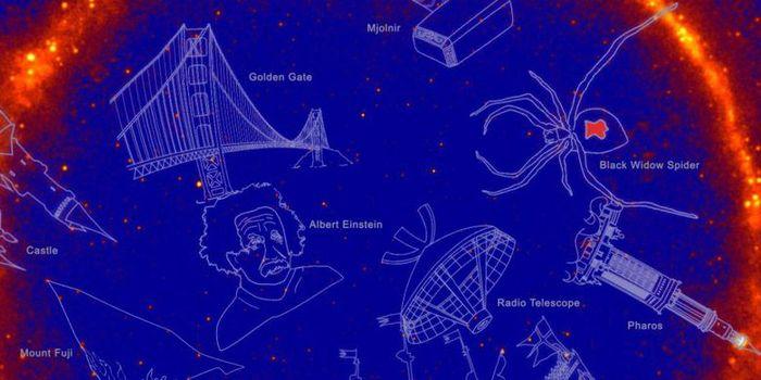 rasi bintang terbaru dari nasa