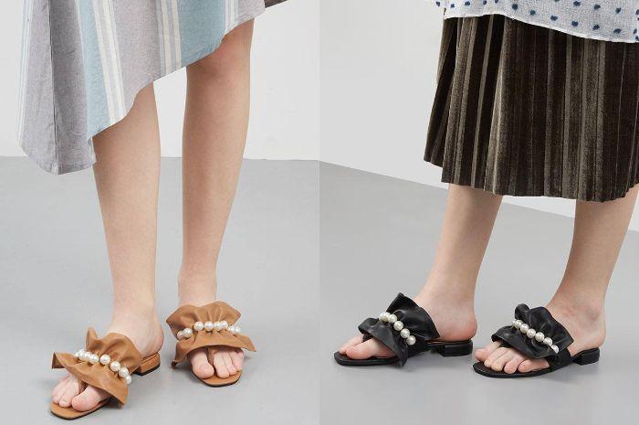 Divanya Decha sandals black