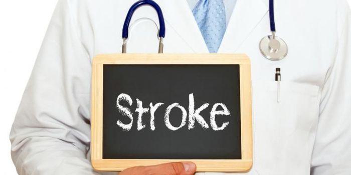 Ilustrasi stroke.