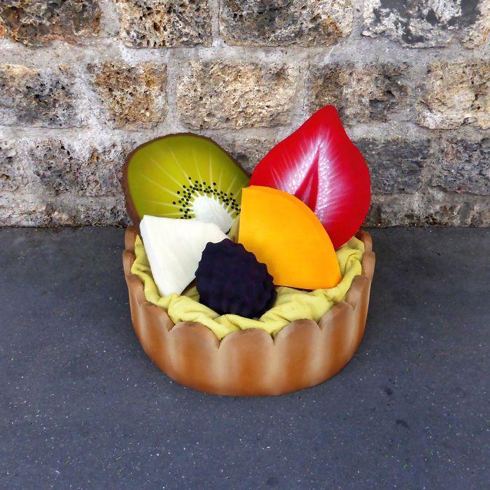Kue pie buah karya Lor-K