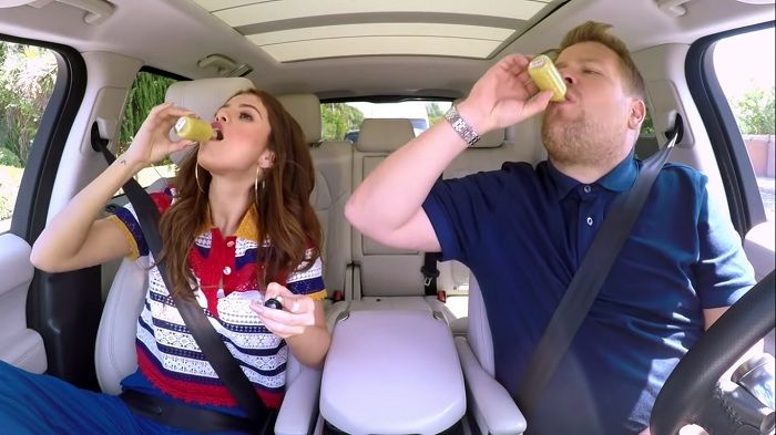 Selena menceritakan ia sangat suka mengonsumsi jahe setiap pagi