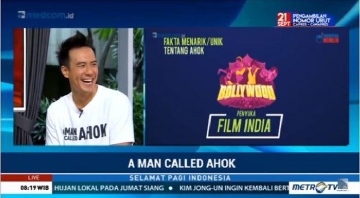 link download film a man called ahok