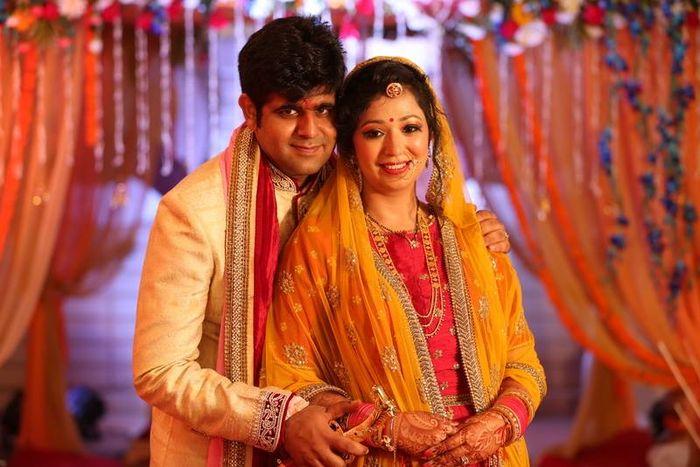 Bhavye dan istrinya