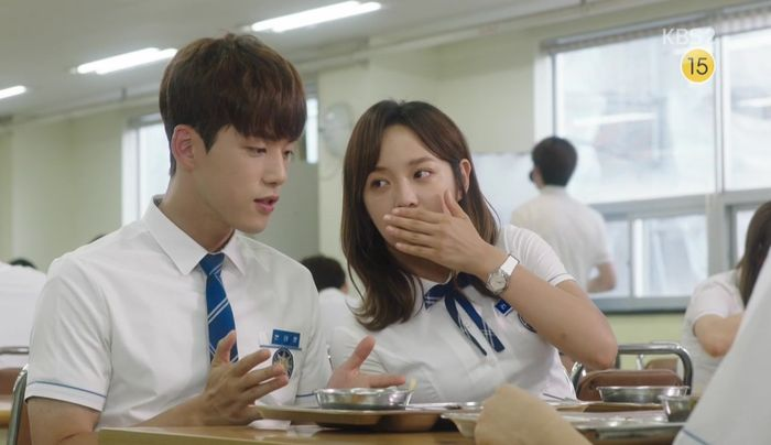 Drama Korea : School