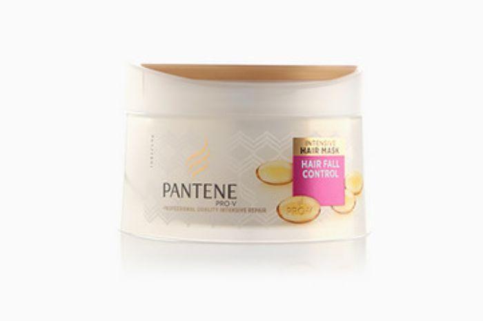 Rekomendasi Masker Rambut dari Pantene Hair Fall Control Intensive Hair Mask