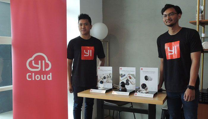 Yi Technology Tawarkan Yi Cloud Buat Home Camera yang Aman dan Tanpa