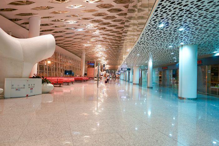 Shenzhen Bao'an International Airport - Shenzhen, Cina