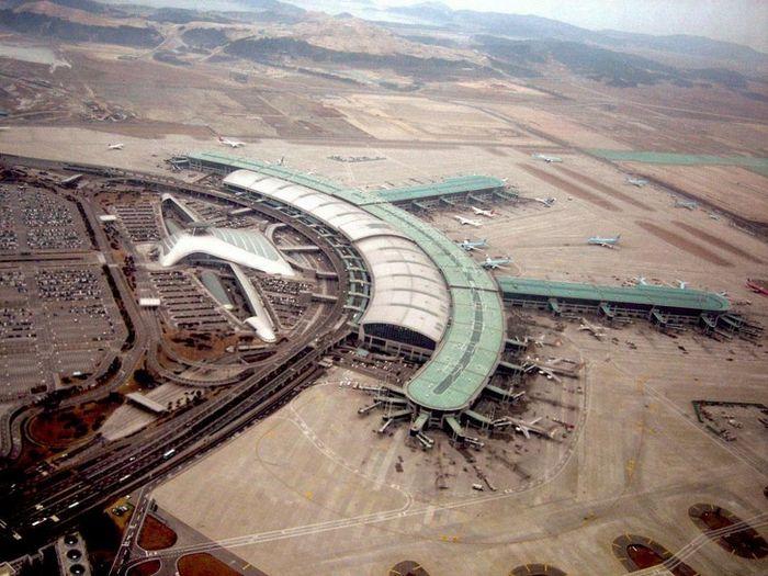Incheon International Airport - Korea Selatan