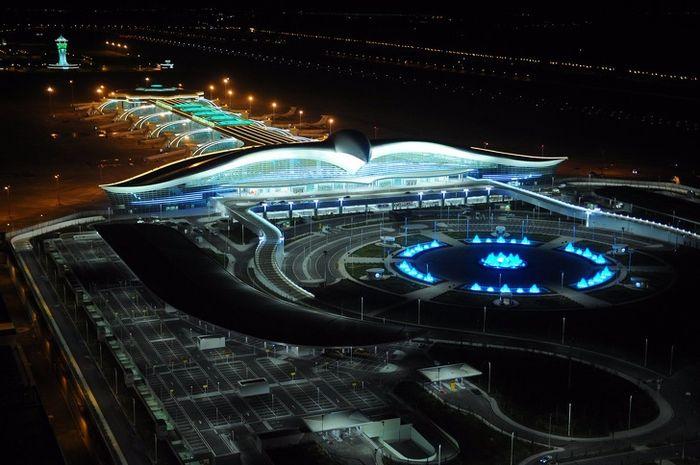 Ashgabat International Airport - Turkmenistan