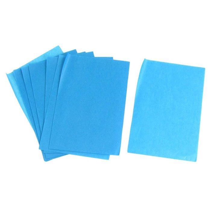 Cara Mengatasi Rambut Lepek Tanpa Keramas - Blotting Paper