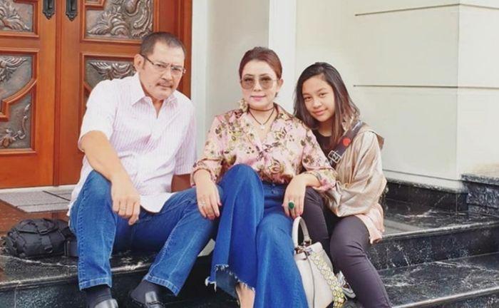 Mayangsari, Bambang Trihatmodjo, dan Anak