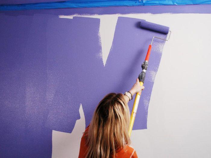 Mengubah suasana ruangan dengan cat