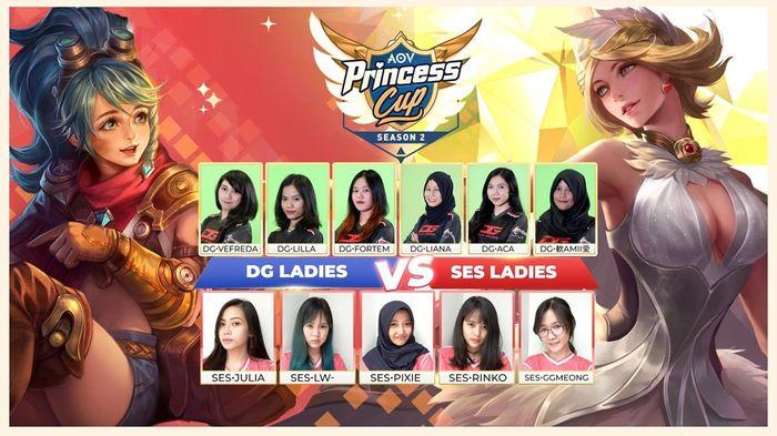 AOV Princess Cup Season 2