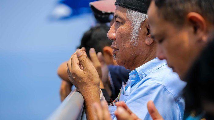 Doa bersama dan prosesi tabur bunga untuk korban lion air JT 610