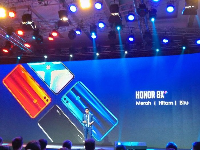 Honor 8X Resmi Dijual Seharga Rp 3 Jutaan, Bisa Dibeli Disini