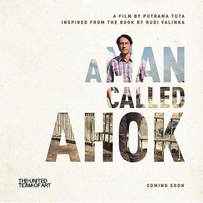 Fakta menarik film A Man Called Ahok yang dibintangi Daniel Mananta, kisahnya diangkat dari novel