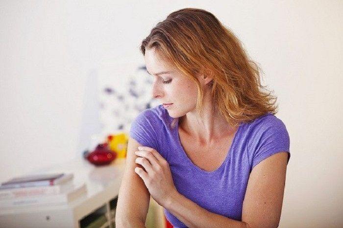 Tanda kulit sehat adalah kulit yang terasa nyaman dan tidak gatal