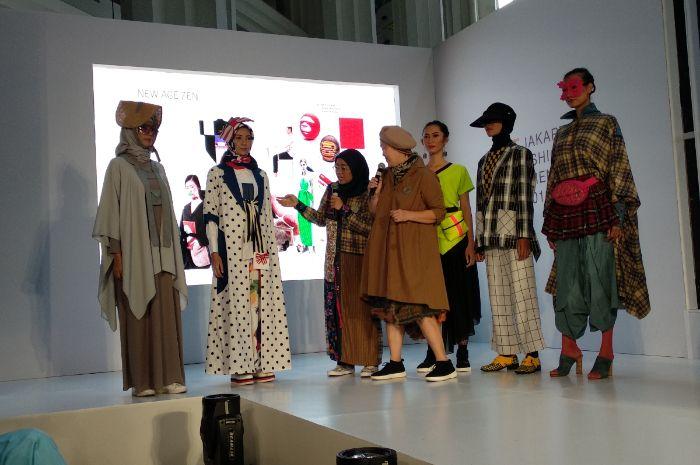 Indonesia Fashion Chamber (IFC) Jakarta Chapter gelar Jakarta Fashion Trend 2019 di Grand Melia Jakarta