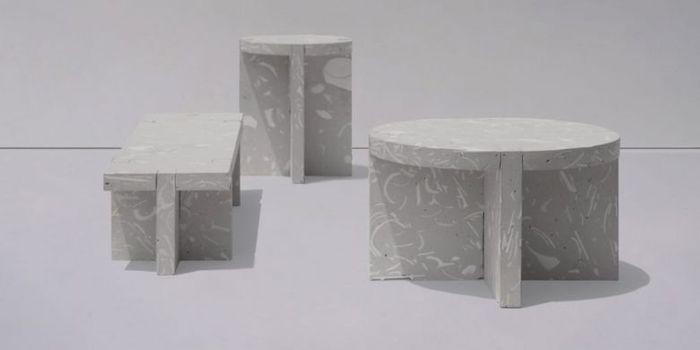 Limbah Keramik Diubah Jadi Furnitur yang Keren, Begini Tampilannya!