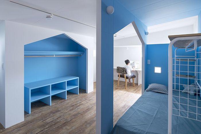 inspirasi desain kamar anak