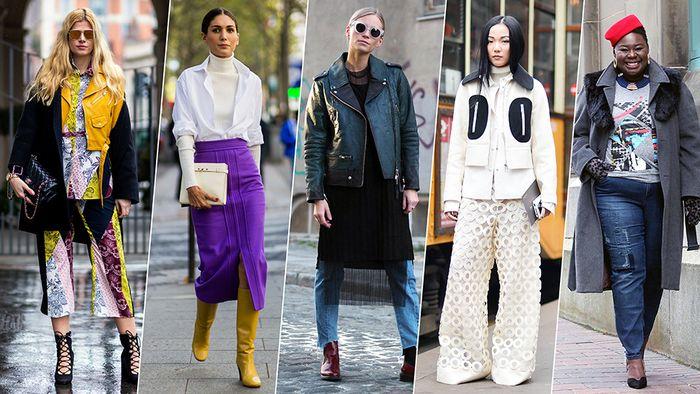 Layering jadi salah satu prediksi tren fashion 2019