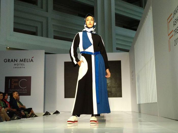 Exubrant Juga Jadi Inspirasi Koleksi Hannie Hananto di Jakarta Fashion Trend 2019