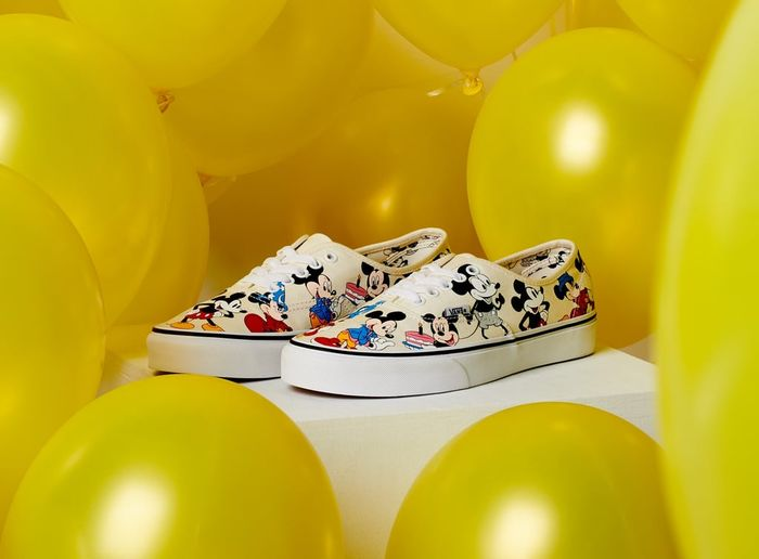 Sneakers Vans x Disney Mickey Mouse