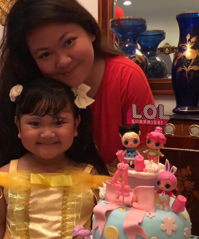 Penampilan Terbaru Olivia Nathania, Putri Nia Daniaty yang Lama Tak Terekspos Media