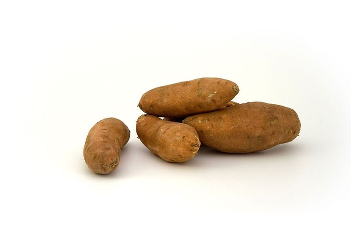 Bahan makanan agar rambut cepat panjang: ubi jalar