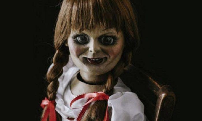 """Replika boneka """"Annabella"""""""