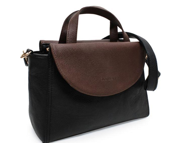 Massilca Ariana Sling Bag - Dark Brown