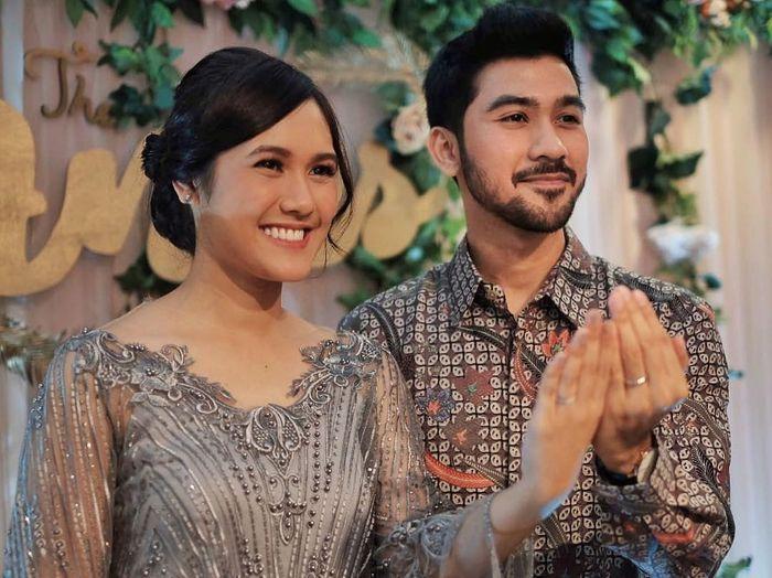 Pertunangan Annissa Soebandono dan Annov Hari Prabowo