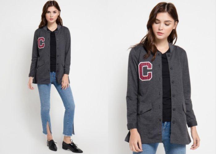 Jaket diskon di Harbolnas 11.11 dari Ladies Jacket Goldie-Dg