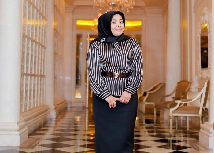 Tak hanya Muzdalifah, perempuan ini jadi janda kaya raya dengan warisan hingga 190 Triliun