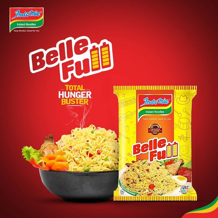 Indomie Belle Full rasa ayam