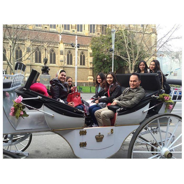 Faisal Harris dan Sarita Abdul Mukti Cerai, Inilah 5 Foto Mesra Saat Keduanya Masih Menikah