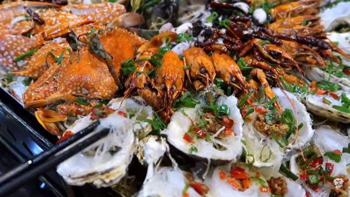 Satu Paket Makanan Laut di Mangga Besar Dihargai Rp2,1 Juta ...