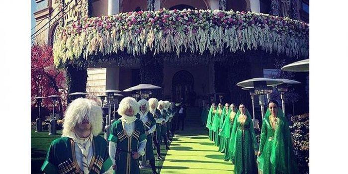 Gedung pernikahan Said dan Khadijah