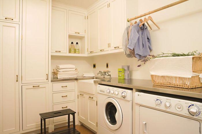 7 Inspirasi Desain Laundry Room, Tidak Sekedar Ruangan ...